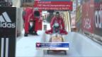Video «Bob: Der 3. Lauf von Hefti an der WM in St. Moritz» abspielen
