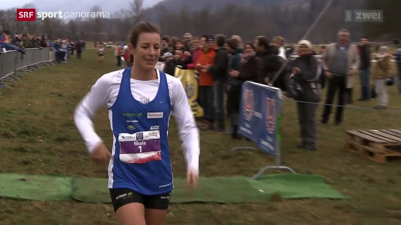 Leichtathletik: Nicola Spirig