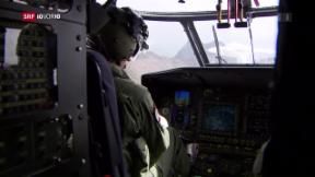 Video «F/A-18-Pilot kam beim Absturz ums Leben» abspielen