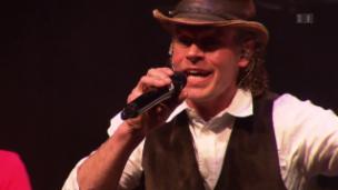 Video «Franz Arnold: Vater, Bauer und Sänger aus Leidenschaft» abspielen