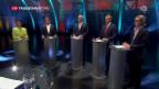 Video «Hitzige Debatte der kleinen Parteien» abspielen