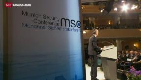 Video «Was, wenn Merkels Diplomatie keinen Erfolg bringt?» abspielen