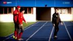 Video «Fussball: Wer folgt auf Hitzfeld?» abspielen