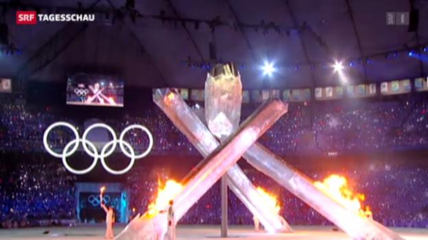 Video «Graubünden sagt Nein zu Olympischen Winterspielen» abspielen