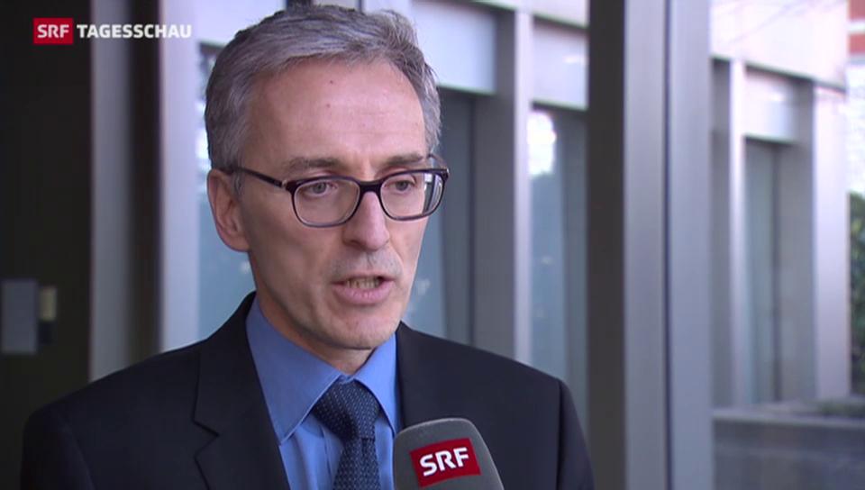 Analyst Philipp Mettler zur Strategie von Swatch