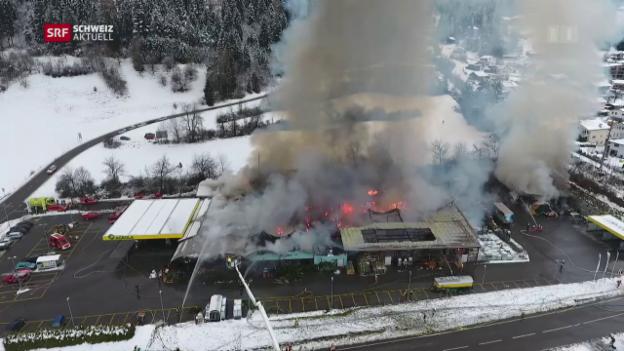 Video «Schweiz aktuell vom 14.12.2017» abspielen