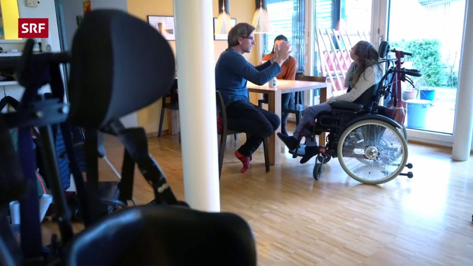 Aus dem Archiv: Kein Wahlrecht: Warum schliessen wir Menschen mit Behinderung aus?