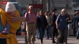 Video «Bevölkerungszuwachs in der Schweiz» abspielen
