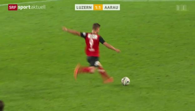 Video «Tor von Dusan Djuric» abspielen