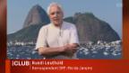 Video «Ruedi Leuthold aus Rio de Janeiro» abspielen