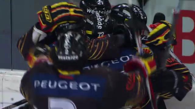Highlights SC Bern - Fribourg-Gottéron («sportlive»)