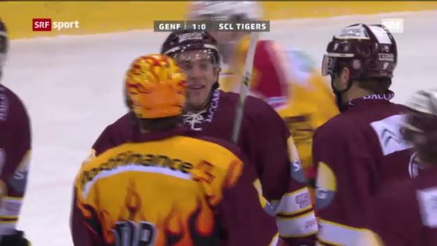 Video «Genf - SCL Tigers» abspielen