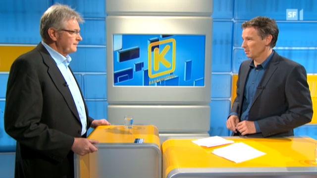Ruedi Ursenbacher von der Fairsicherungsberatung AG