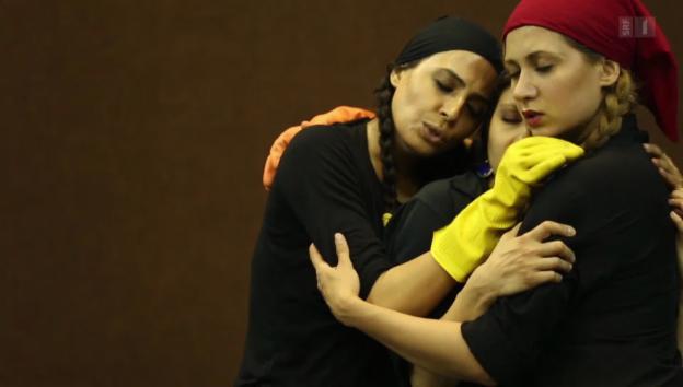 Video «Couragiertes Theater öffnet ein Fenster zum Iran» abspielen