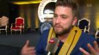 Video «Bierselig: Baschi bekommt den diesjährigen Bier-Orden verliehen» abspielen