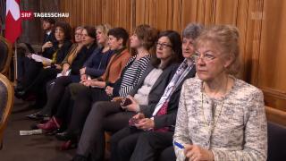 Video «Gleicher Lohn für Frauen» abspielen