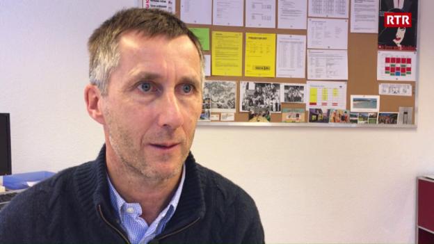 Laschar ir video «Co pudais reagir Vus per l'EMS, Hans-Andrea Tarnutzer?»