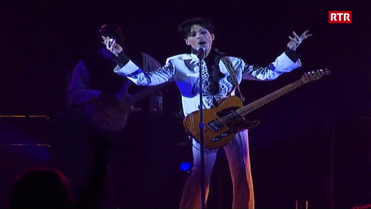 Prince - il concert da surpraisa a Paris (2009)