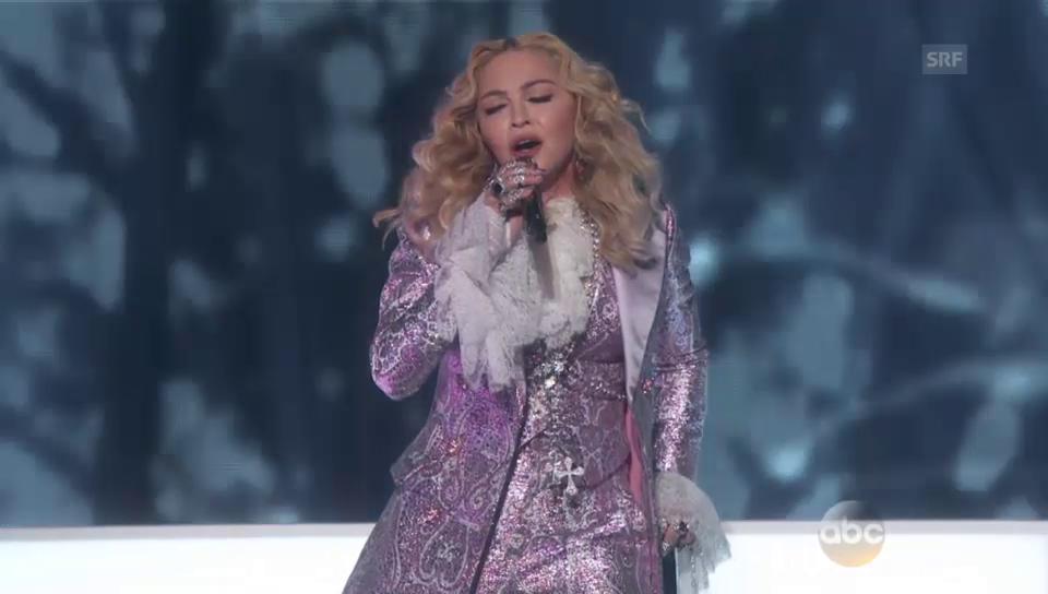 Madonnas Prince Tribute