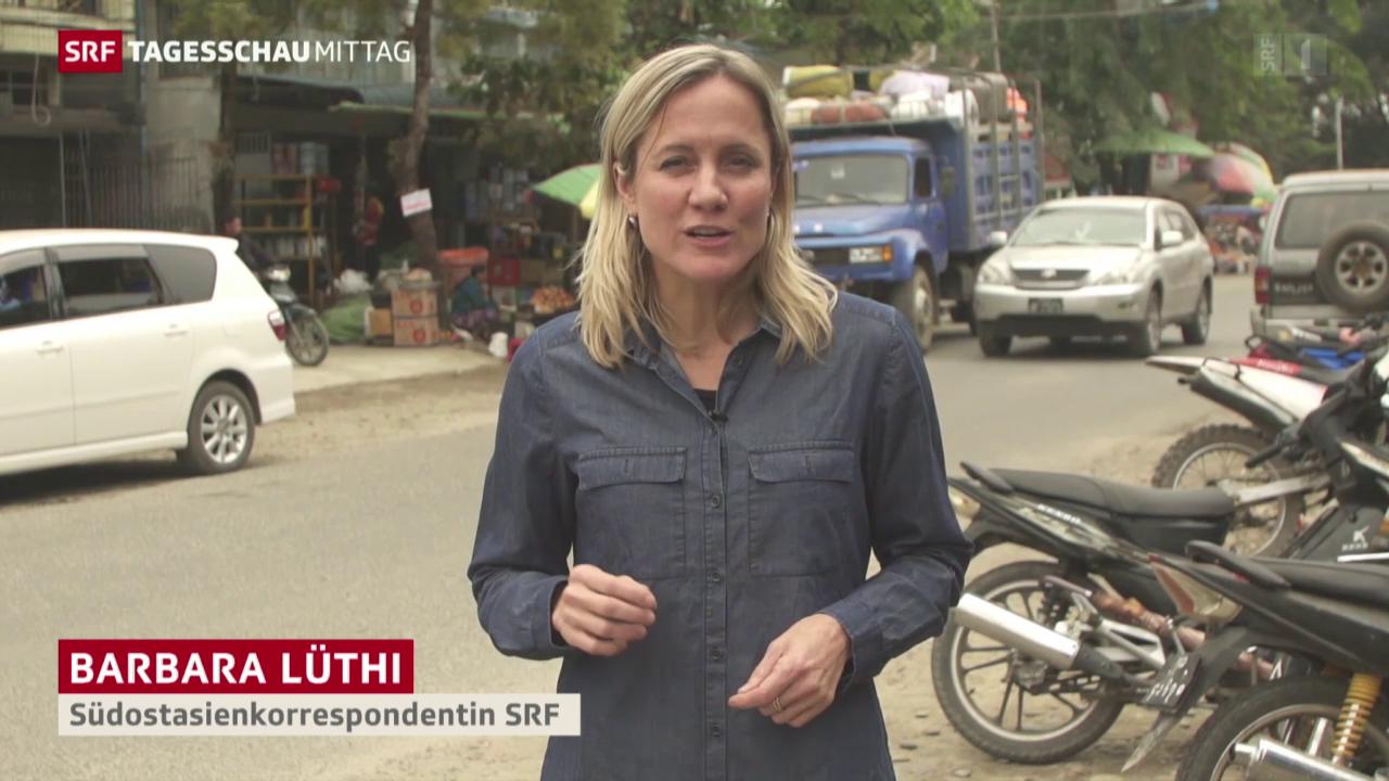 Einschätzungen von SRF-Korrespondentin Barbara Lüthi