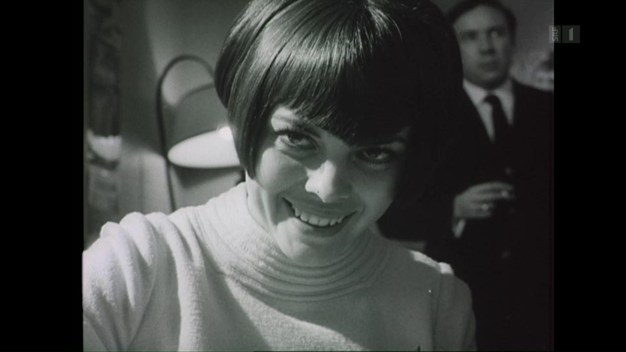 Mireille Mathieu wird 70