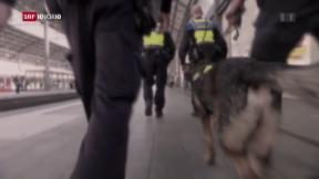 Video «Sicherheitsmassnahmen für den Öffentlichen Verkehr» abspielen