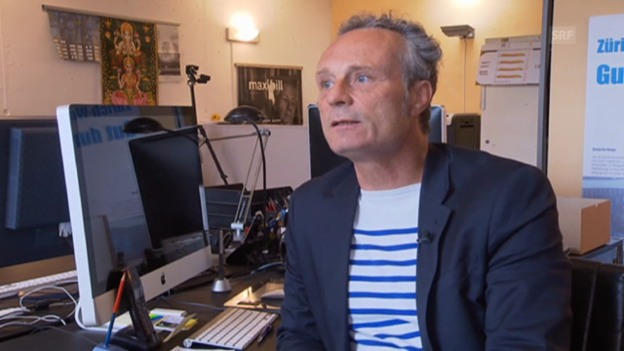 Video «Christoph Gysi über «sein» Zürich-West» abspielen