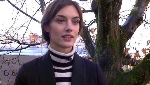 Video «Ronja Furrer: So gehts ihrem Rücken» abspielen