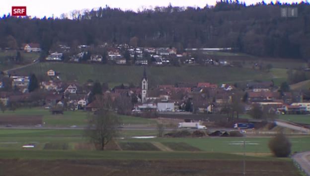 Video «Endlager: Sorgen im Zürcher Weinland» abspielen