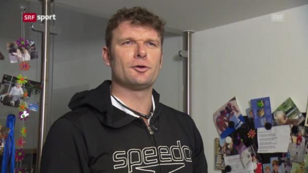 Video «Martin Laciga hat genug vom Beachvolleyball» abspielen