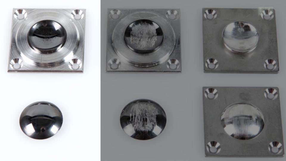 Bandscheiben-Implantate ohne Abrieb