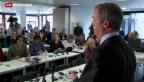 Video «Wohlwollen für den Schweizer Volksentscheid» abspielen