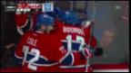 Video «Tore Montreal - New Jersey» abspielen