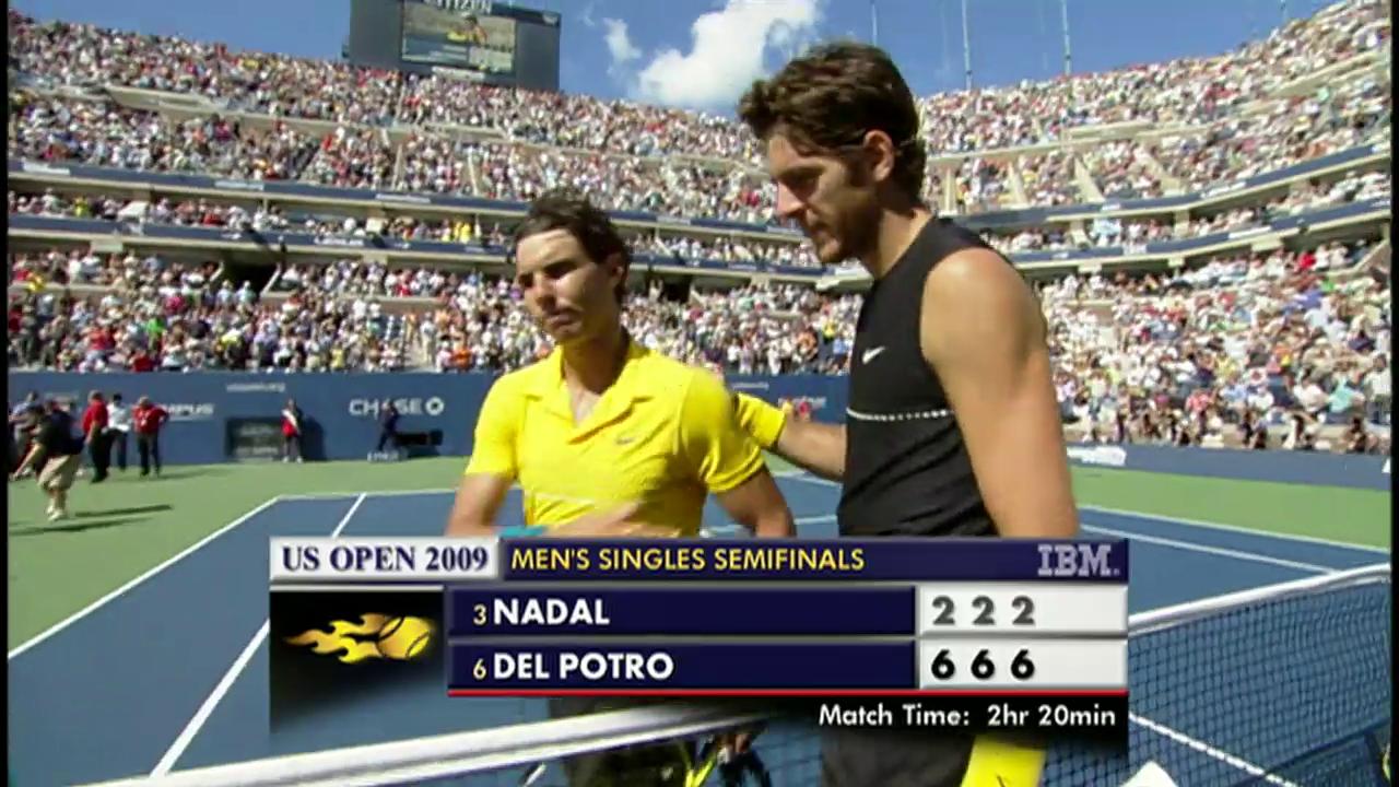 Der Halbfinal 2009