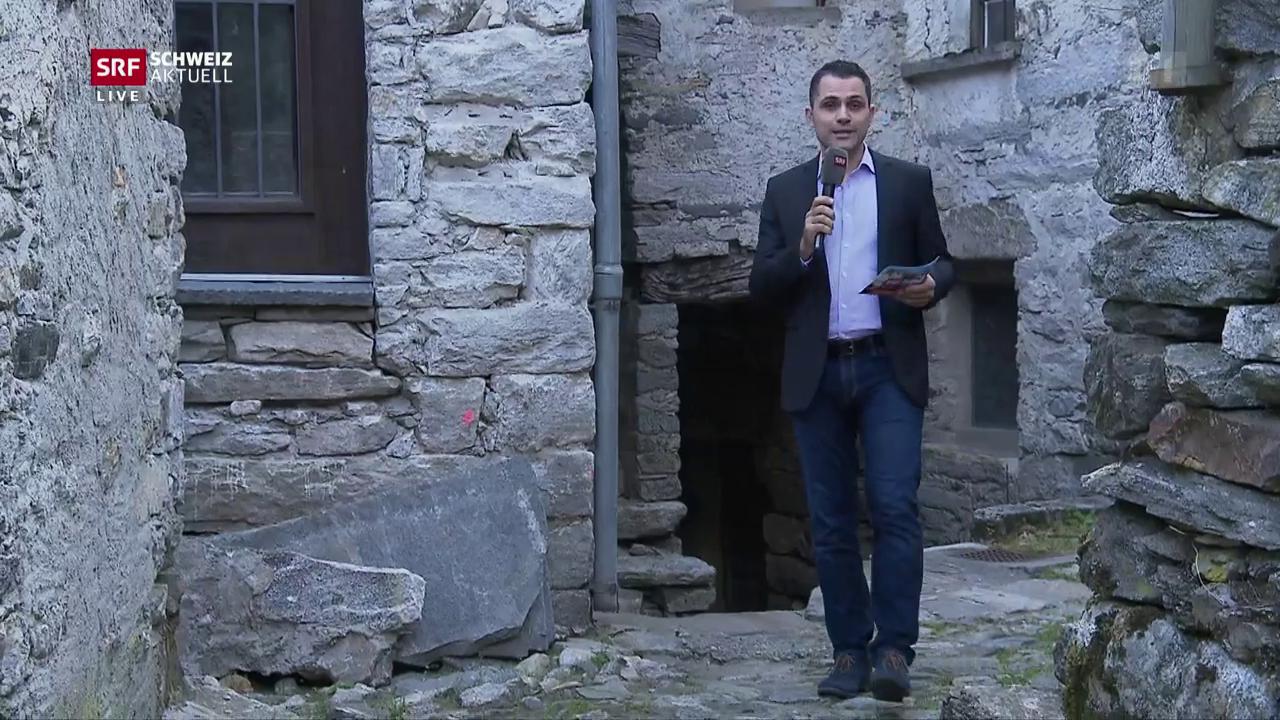 Grosse Pläne für die kleinste Gemeinde der Schweiz