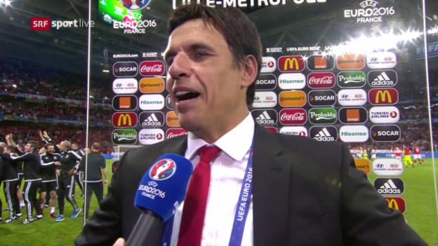 Video «Coleman: «Hatte mehr von Belgien erwartet»» abspielen