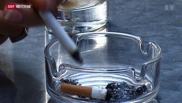 Video «Entwurf für neues Tabakgesetz» abspielen
