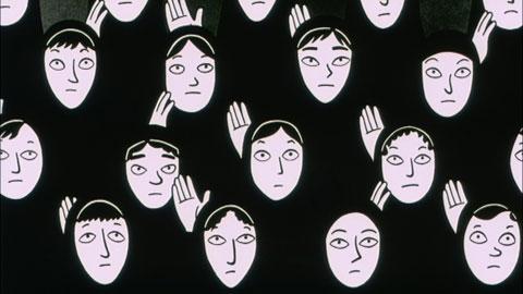 Video «Iran von innen — die Comics-Autobiografie «Persepolis» kommt jetzt ins Kino» abspielen