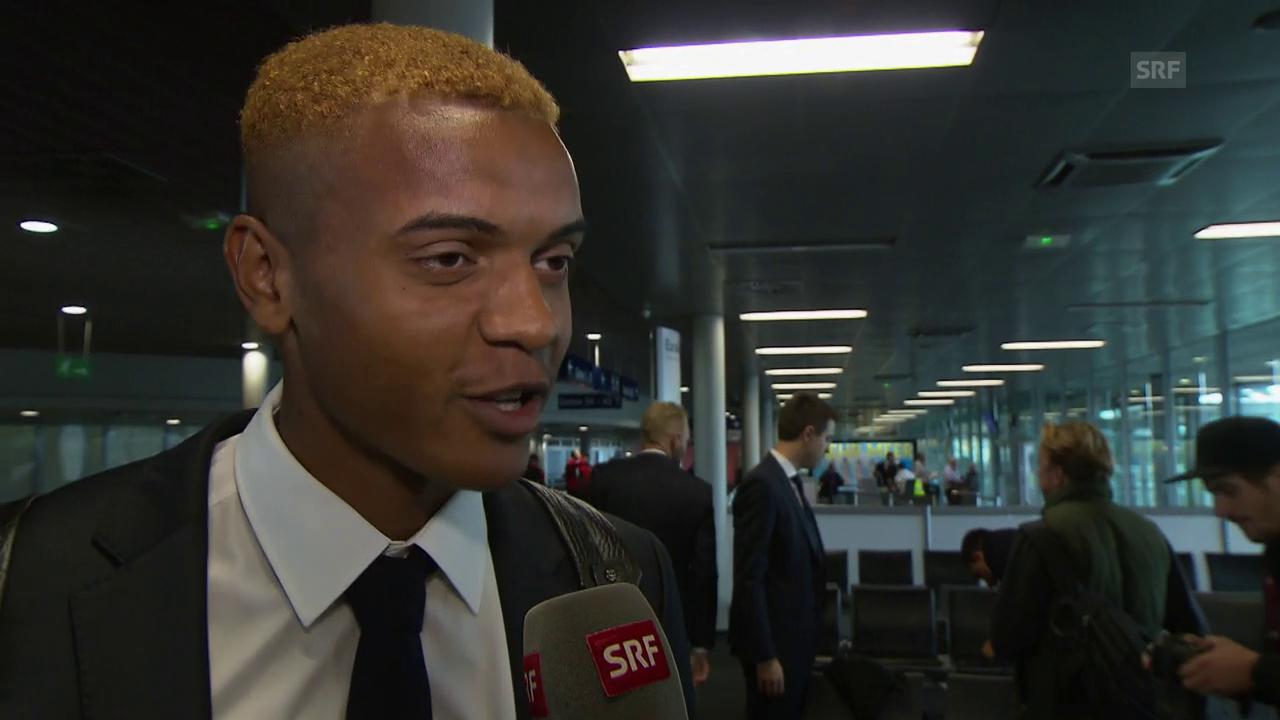 Akanji: «Manchester war mein Lieblingsklub»