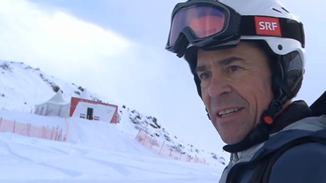 Matthias Hüppi verzweifelt an Bernhard Russi