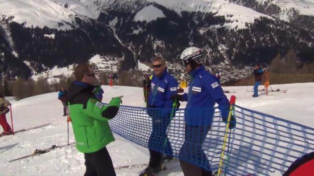 Video «Swiss-Ski verpflichtet zwei Österreicher («sportaktuell»)» abspielen