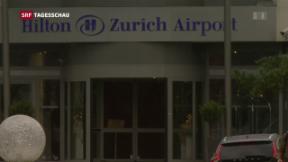 Video «Türkischer Abstimmungskampf in der Schweiz» abspielen