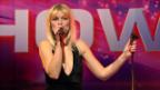 Video «Gina von Glasow mit «Left With An Idiot»» abspielen