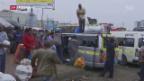 Video «Kenia vor der Wahl» abspielen