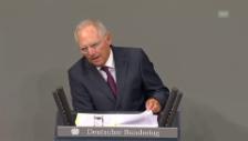Video «Schäuble: «Chance für einen Neuanfang»» abspielen
