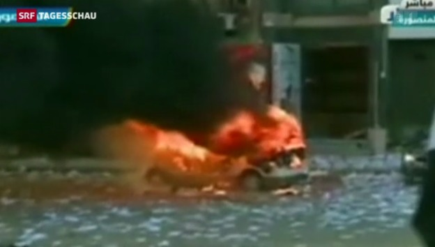 Video «Tote nach Anschlag in Ägypten» abspielen