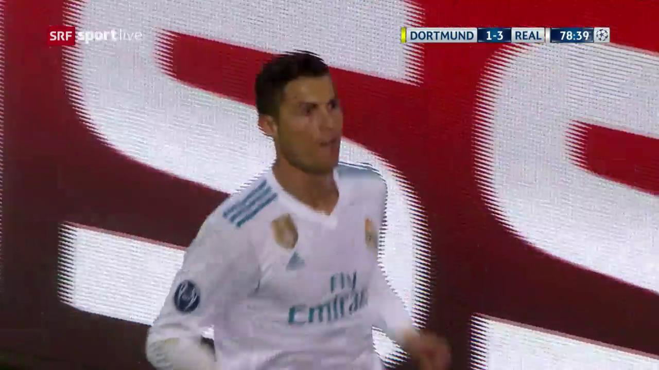 Live-Highlights Dortmund - Real