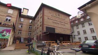 Video «Teilen von Wohnungen und Arbeitsplätzen im Trend» abspielen