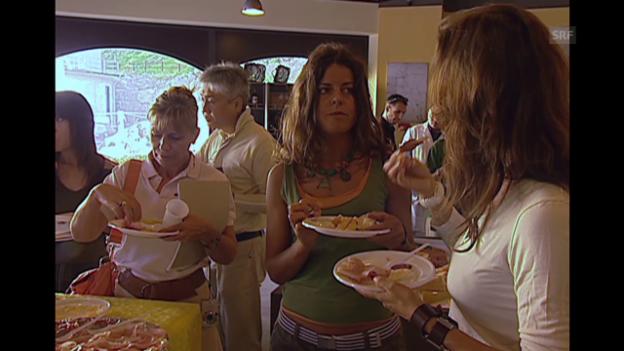 Video «Die Gastro-Uni (MTW, 20.10.2005)» abspielen