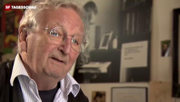Video «Peter Bichsel: «Prominenz ist ein schäbiger Posten»» abspielen